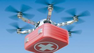 Αίμα για μετάγγιση και φάρμακα θα παραδίδουν drones στη Ρουάντα