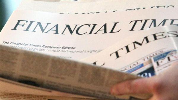 Πωλήθηκαν οι Financial Times
