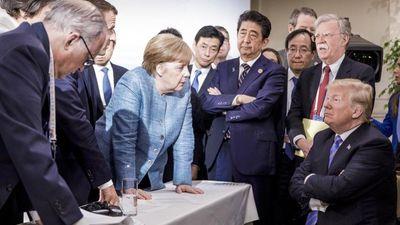 """G7: Κατέληξε σε """"ναυάγιο"""" λόγω Τραμπ"""
