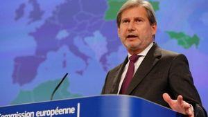 Γιοχάνες Χαν: Καλές πιθανότητες ένταξης της ΠΓΔΜ στην ΕΕ μετά τις Πρέσπες