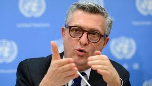 Grandi - ΟΗΕ: Διεθνής προστασία για τους πρόσφυγες