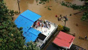 Ινδία: 324 νεκροί από τις φονικές πλημμύρες
