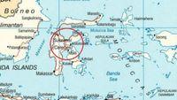 Ισχυρός επιφανειακός σεισμός στην Ινδονησία
