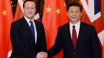 Βρετανία: Συμφωνίες ύψους 50 δισ. ευρώ με την Κίνα ανακοίνωσε ο Κάμερον