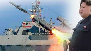 Reuters: Κινεζική ανάμειξη στην εκτόξευση του βορειοκορεατικού πυραύλου