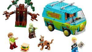 LEGO: Συνεργασία με την Warner Bros