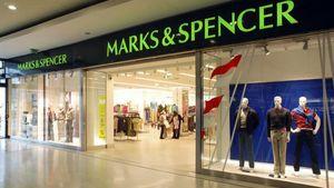 MARKS & SPENCER: Επέστρεψε στο Βέλγιο