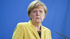 Μέρκελ: Μια ισχυρή Ευρώπη είναι προς το συμφέρον της Ουάσινγκτον
