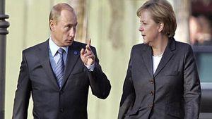 Η G20, η συριακή κρίση και οι διμερείς σχέσεις στην ατζέντα των συνομιλιών Πούτιν-Μέρκελ