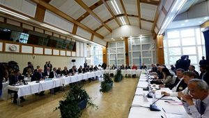 ΟΗΕ: Πρόοδος στις συνομιλίες της Ελβετίας για το Κυπριακό