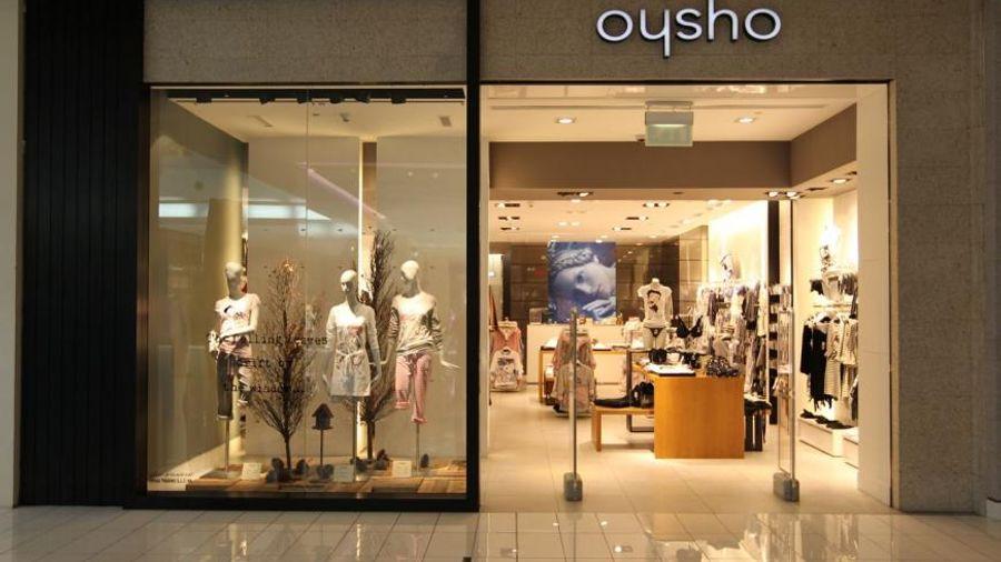 Oysho: Συνεργασία με T-Mall στην Κίνα