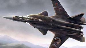 Ρωσία: Συντριβή πολεμικού αεροσκάφους στη Σιβηρία
