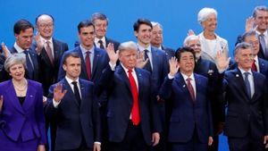 G20: Σκληρές κόντρες για το παγκόσμιο εμπόριο