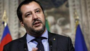 Σαλβίνι: Ελπίζω οι Γάλλοι να μην επιλέξουν το κόμμα του Μακρόν στις Ευρωεκλογές