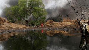 Shell: 70,5 εκατ. ευρώ αποζημίωση σε κατοίκους της Νιγηρίας