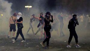 Γαλλία: Δύο νεκροί και εκτεταμένα επεισόδια μετά την κατάκτηση του Μουντιάλ