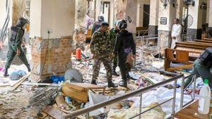 Το «Ισλαμικό Κράτος» ανέλαβε την ευθύνη για το μακελειό στη Σρι Λάνκα