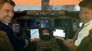 ΤNT Airways: Αντικαθιστά τα έντυπα έγγραφα πτήσης με iPads
