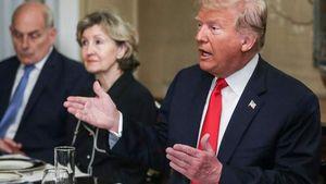 Τραμπ: Προκάλεσε αναταραχή στο ΝΑΤΟ-Ποιες χώρες κατηγόρησε για χαμηλές αμυντικές δαπάνες;