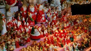 Το τσουχτερό κρύο θα αυξήσει τις πωλήσεις στο λιανεμπόριο την περίοδο των εορτών