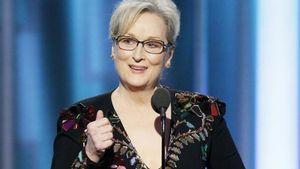 Χρυσές Σφαίρες 2017: Η Meryl Streep για τον Trump τους ξένους και την Τέχνη