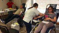 Εθελοντική αιμοδοσία INTERAMERICAN: Συγκεντρώθηκαν 104 φιάλες αίματος