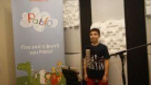 Ο Pablo έρχεται στην Ελλάδα με τη φωνή του Νικόλα και την υπογραφή του Vodafone TV