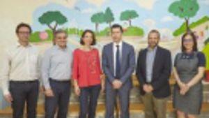 H Vodafone και τα MIKEL κοντά στα Παιδικά Χωριά SOS