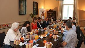 Orange Grove: Παρουσιάζει τους νέους στόχους και τα επερχόμενα σχέδια