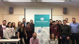 Έναρξη νέου κύκλου του προγράμματος «VentureGarden – Helping People Grow Ideas»