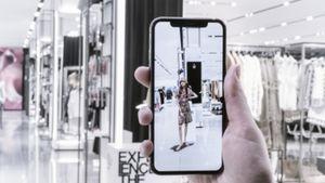 Zara: Παρουσιάζει την επαυξημένη πραγματικότητα