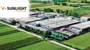 Συστήματα Sunlight: Βραβεύθηκε ως εξέχων προμηθευτής για το 2016 από το Hyster-Yale Group