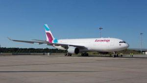 Eurowings: Πτήση στον Μαυρίικο