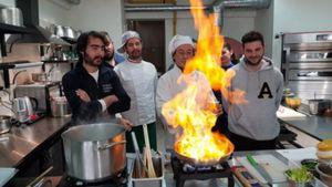 "Accademia Pizzaioli: Σεμινάριο ""μύησης"" στα μυστικά ιταλικών συνταγών"