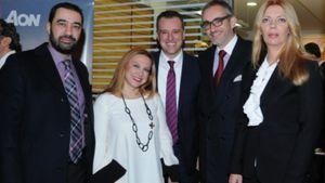Aon: Νέο υποκατάστημα στη Θεσσαλονίκη