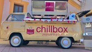 Το chillbox στο μουσικό φεστιβάλ Plissken 2019