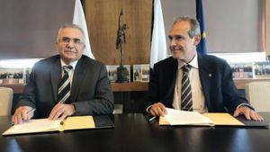 Συνεργασία ΔΕΣΦΑ και Χρηματιστηρίου Αθηνών