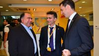 H DHL Express εγκαινίασε τα νέα της γραφεία στη Θεσσαλονίκη