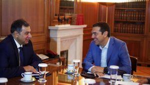 ΕΣΕΕ: Συνάντηση με τον Πρωθυπουργό, Αλέξη Τσίπρα