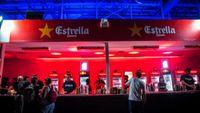 Η Estrella Damm ήταν χορηγός στην εντυπωσιακή συναυλία των Chemical Brothers