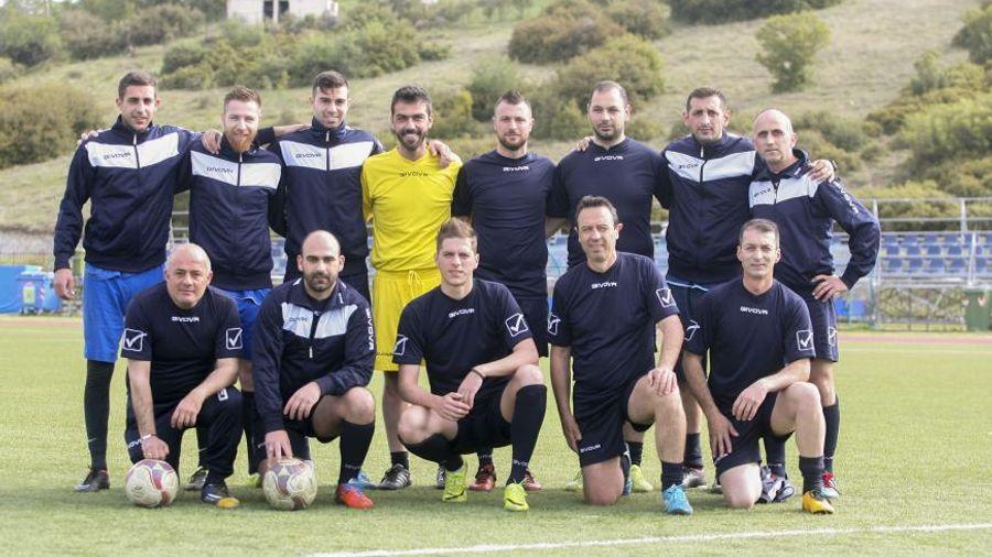 Aήττητη η ποδοσφαιρική ομάδα του Μασούτη