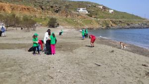 Sanitas και Μασούτης καθαρίζουν τις παραλίες της Β.Ελλάδας