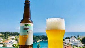 Η Αλόννησος έχει τη χειροποίητη μπύρα της «Monachus Brewing»