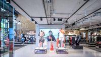 FF Group: Ανακαινίστηκε το flagship κατάστημα της Nike στο Σύνταγμα
