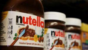 """""""Κόκκινη κάρτα"""" για τη Nutella εξαιτίας προωθητικής ενέργειας κατά τη διάρκεια του Μουντιάλ"""