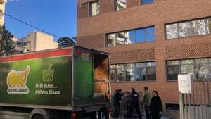Τα ΟΚ! Anytime Markets παρέδωσαν τρόφιμα & είδη πρώτης ανάγκης στην Κιβωτό του Κόσμου