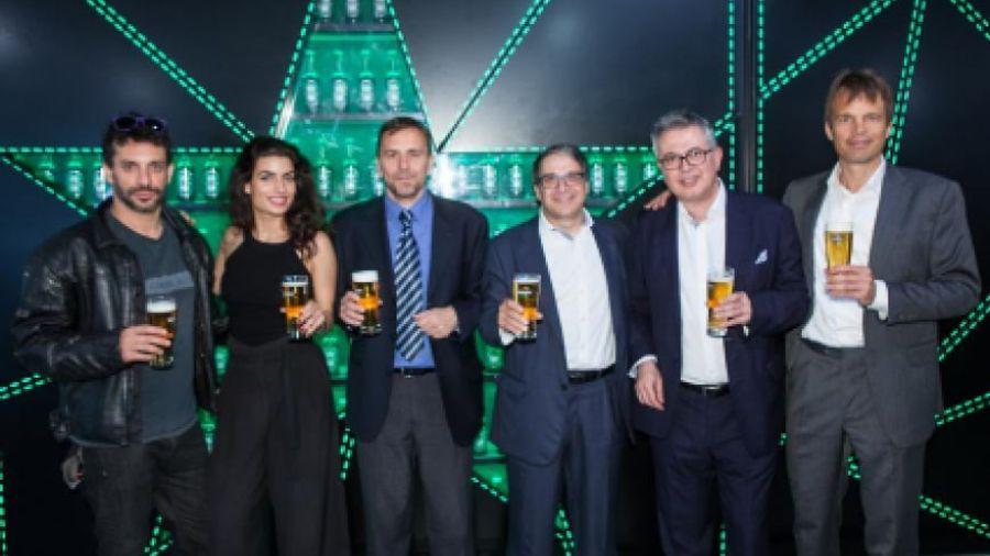 Εγκαινιάστηκε το πρώτο κατάστημα Heineken στην Ελλάδα