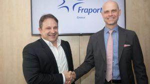 Fraport: Συμβάσεις 357 εκατ. ευρώ με την Intrakat για τα 14 αεροδρόμια