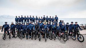 ΙWC Schaffhausen: Συμμετείχε στο Laureus Sport For Good Ride για καλό σκοπό