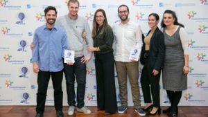 Βραβεύθηκαν οι νικητές του 1ου Διαγωνισμού NOYNOY Idea Challenge